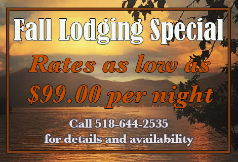 Fall lodging special 2015